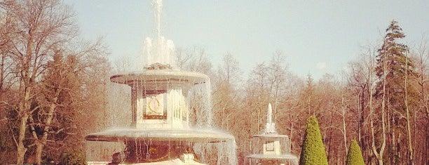 Римские фонтаны is one of Posti che sono piaciuti a Ekatherina.