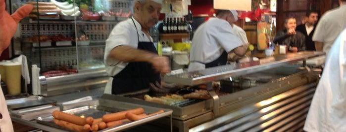 Frankfurt's Vallès is one of my food & drinks.