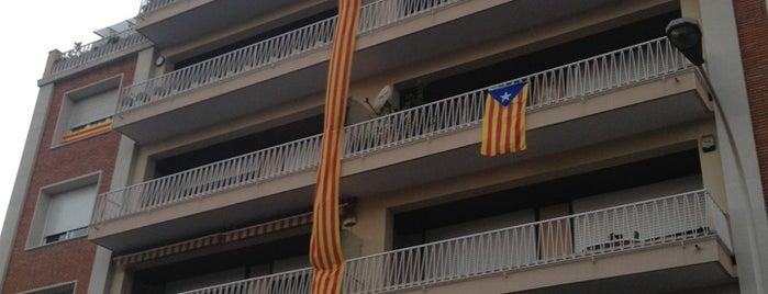 Plaça Assemblea de Catalunya is one of Magna Celebratio.