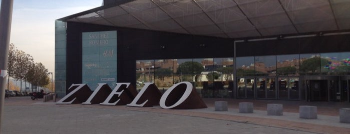 Zielo Shopping Pozuelo is one of Premium Zone www.thepremiumclub.es.