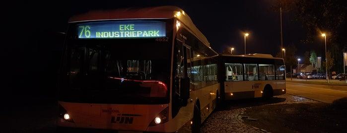 Bus 76 Wachtebeke > Lochristi > Gent > De Pinte is one of Björn 님이 좋아한 장소.