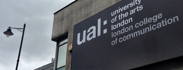 London College of Communication is one of Best places in London, United Kingdom.