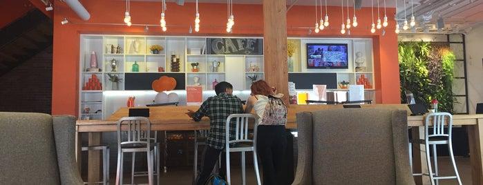Tangerine Café is one of Lieux sauvegardés par Jarvis.