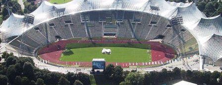 Olympiastadion is one of 建築マップ ヨーロッパ.