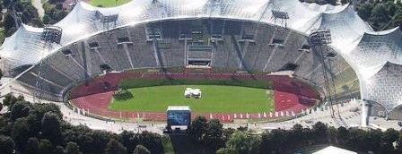 Olympiastadion is one of 建築マップ ヨーロッパ.