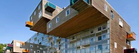Stadsgenoot Oklahoma is one of 建築マップ ヨーロッパ.