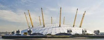 The O2 Arena is one of 建築マップ ヨーロッパ.