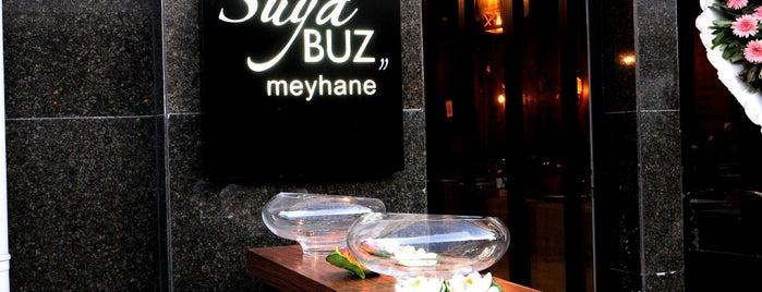 Suya Buz is one of Lieux qui ont plu à ATİLLA.