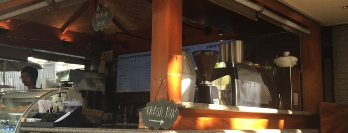 Aloha Coffee Company is one of Orte, die Nicole gefallen.