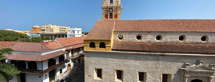 Cartagena is one of Lugares favoritos de Maggie.