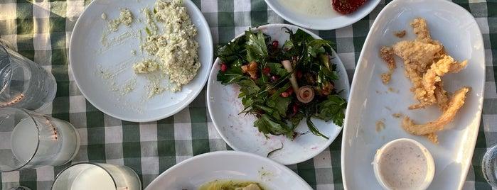 Nereid Gurme is one of Kaş & Kalkan - 🍽 Eat &🍹Drink.