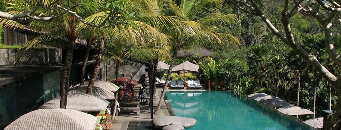 Chapung Sebali Resort and Spa is one of Indonesia 🇮🇩.