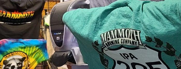 Mammoth Brewing Company is one of Orte, die Ryan gefallen.