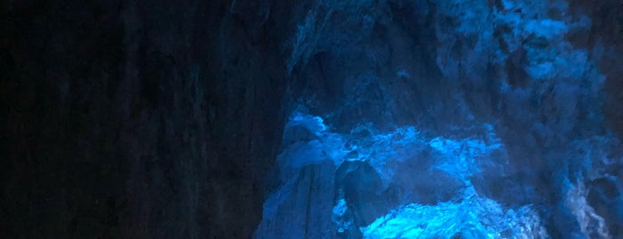Blue Cave is one of KAŞ&FTHYE.