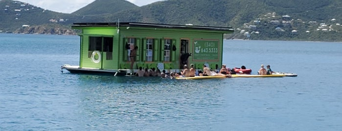 Lime Out is one of St Thomas.