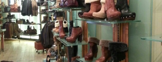 UGG is one of Lugares NY.
