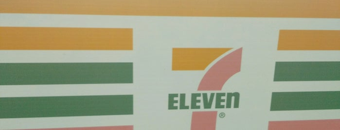 7-Eleven is one of Hnmn.