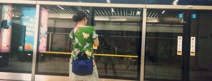 Stasiun MRT Dukuh Atas BNI is one of MRT trip.