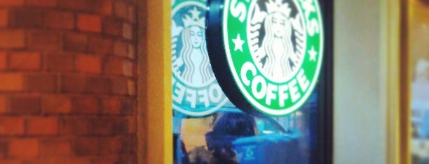 Starbucks is one of Sunjay 님이 좋아한 장소.