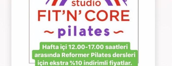 Studio Fit'N'Core Pilates is one of สถานที่ที่ Demet ถูกใจ.
