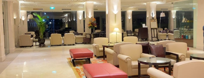Goodwood Park Hotel is one of Singapore.