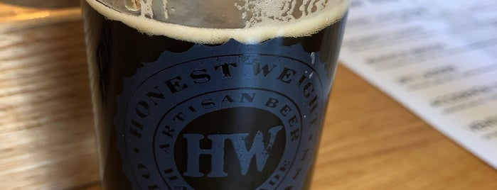 Honest Weight Artisan Beer is one of New England Breweries.