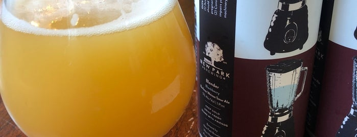 New Park Brewing is one of Cole 님이 좋아한 장소.
