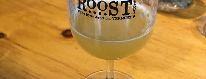 River Roost Brewery is one of Orte, die Cole gefallen.