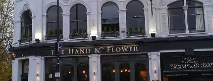 The Hand & Flower is one of London.