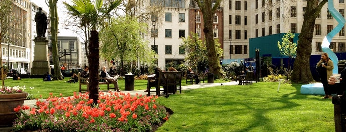 Hanover Square is one of London, UK (attractions).