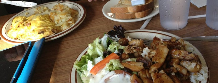 Broom Bush Cafe is one of BerkeleyBreakfasts (+ shoutin' distance).