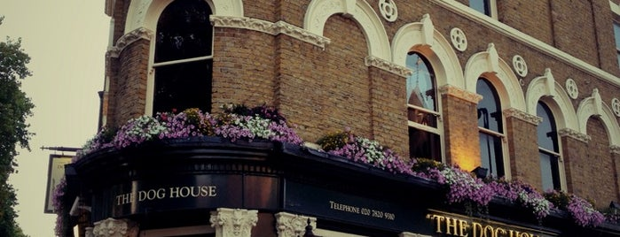 The Dog House is one of LONDON GF.
