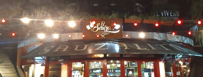 Sauzalito - Club de Pizzas is one of Bar.