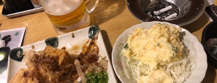 酒場 フナバシ屋 is one of Find My Tokyo.