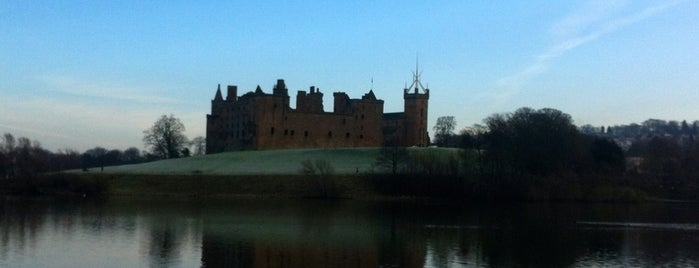Linlithgow Palace is one of Edinburgh.