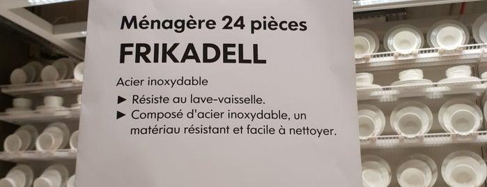 IKEA is one of สถานที่ที่ Laetitia ถูกใจ.