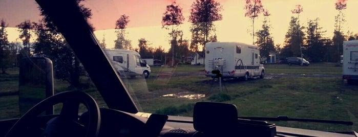 Tornio Camping is one of Locais curtidos por Tatjana.