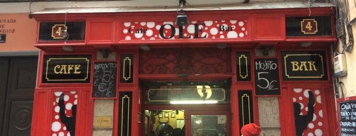 Café Olé is one of Locais curtidos por Pedro.