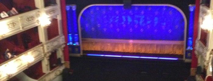 Teatre Principal is one of Lieux qui ont plu à Marta Abril Creativos.
