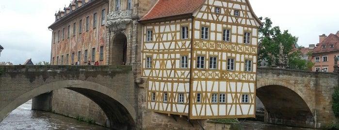 Obere Brücke is one of Alemanha.