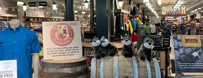 Duluth Trading Company is one of Mammoth 2018 Trip.