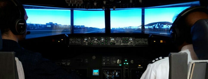 iPILOT Flight Simulator is one of London.