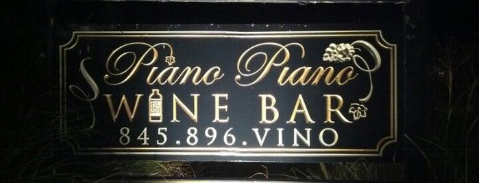 Piano Piano Wine Bar is one of Fishkill / Beacon.