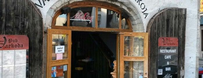 Pub Vaekoda is one of Orte, die Carl gefallen.