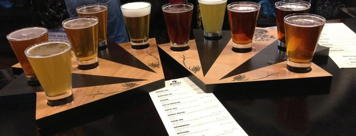 Angel City Brewery is one of Los Angeles, CA.