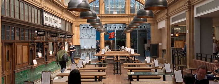 Market Hall Fulham is one of New London Openings 2018.
