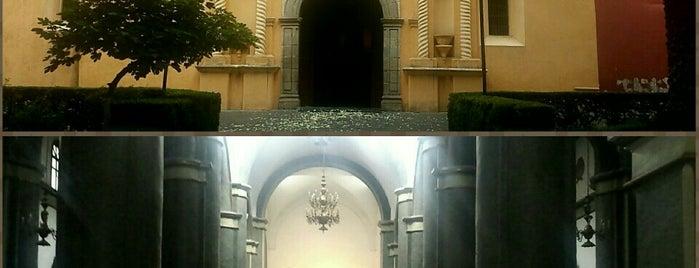 Iglesia Centro De Tlalpan is one of Lieux qui ont plu à Armando.