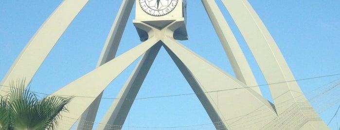 Clock Tower is one of Ali : понравившиеся места.