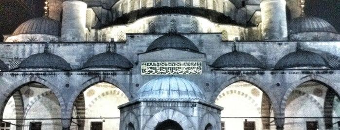 Sultan Ahmet Camii is one of Istanbul.