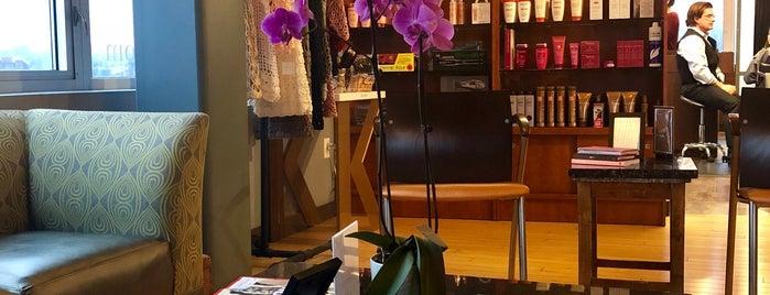MCN Salon is one of Locais curtidos por Morgan.